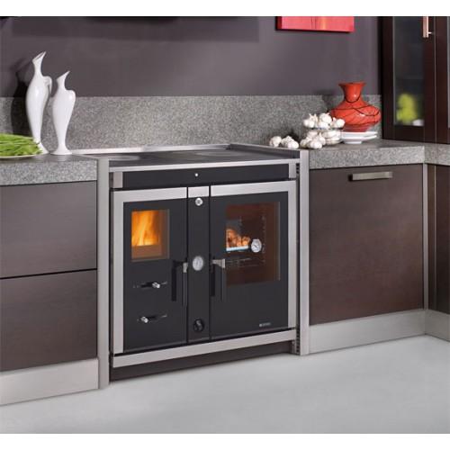 Готварска печка Италия Термо за вграждане Д.С.А.- Инокс